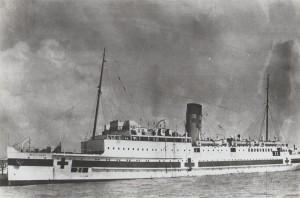SS Maid of Kent (Hospital Ship no 21)